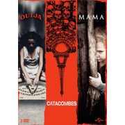Coffret Horreur (Ouija/Catacombes/Mama)