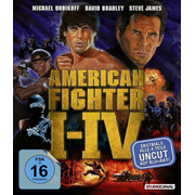 STUDIOCANAL American Fighter 1-4 / Blu-ray