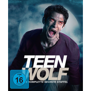 Teen Wolf-Staffel 6 (Blu-Ray) (So