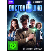 WVG Doctor Who - Staffel 6 - Komplettbox (6 Discs) DVD German, English