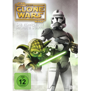 Star Wars the Clone Wars - 6. Staffel