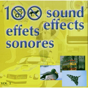 100 Sound Effects Vol.3