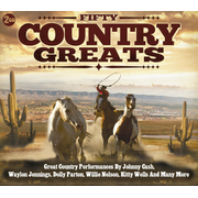 Fifty Country Greats