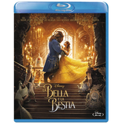 Walt Disney Pictures Beauty and the Beast Blu-ray Italian
