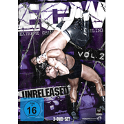 WWE: ECW Unreleased Vol.2