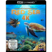 Alive AG Red Sea Blu-ray