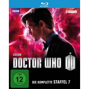 WVG Doctor Who - Staffel 7 - Komplettbox (5 Discs) Blu-ray German, English