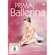Prima! Ballerina-Ballet Training For Children
