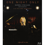 One Night Only Barbra Stresiand And Quartet At The