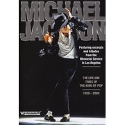 Life And Times Of King Of Pop 1958-2009