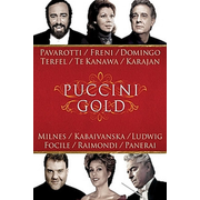 Puccini Gold [DVD Video]