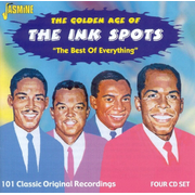 Golden Age of the Ink Spots: The Best of Everything