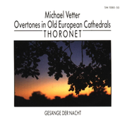 Overtones in Old European Cathedrals: Thoronet