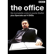 WVG The Office - Die komplette Serie (Boxset) DVD English