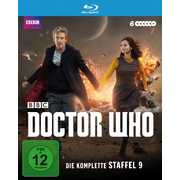 Doctor Who-Staffel 9 Komplettbox