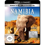 Alive AG Namibia - The Spirit of Wilderness Blu-ray