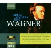 WAGNER,R.-GREAT SINGERS SING