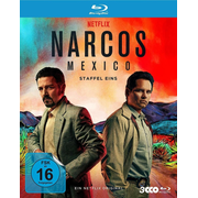 Narcos Mexico Staffel 1
