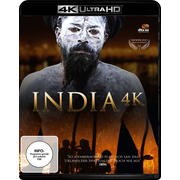 Alive AG India 4K - Special Edition Blu-ray