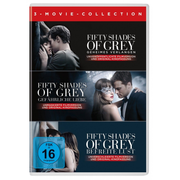 Fifty Shades of Grey-3 Movie-Collection