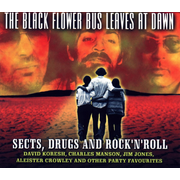 The Black Flower Bus Leaves At