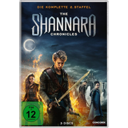 The Shannara Chronicles,Die komplette 2.St (DVD)