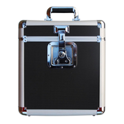 LP Flight Case (Black/Max.24 LPS)