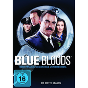 Blue Bloods-Season 3 (6 Discs,Multibox)