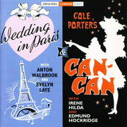 Wedding In Paris/Can-Can
