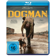 Dogman (Blu-ray)-Cover A