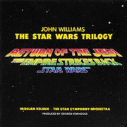 Varèse Sarabande John Williams - Star Wars Trilogy, The