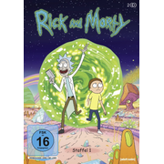 Rick and Morty-Staffel 1