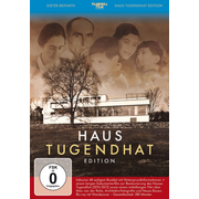 Alive AG Haus Tugendhat Edition Blu-ray Czech, German, English