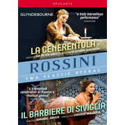 Rossini: Two Classic Operas - La Cenerentola, Il Barbiere di Siviglia [Video]