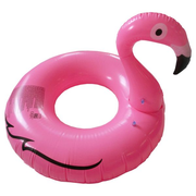 HAPPY PEOPLE Schwimmring Flamingo