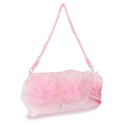 CREATIVE EDUCATION Handtasche mit Rosen, rosa