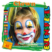 EULENSPIEGEL Schminkset Clown