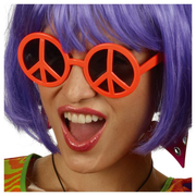 ANDREA MODEN Brille Peace, orange