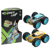 SILVERLIT EXOST JUMP Friction Car Single Set ass.