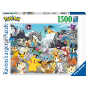 Ravensburger 16784 AT: Pokémon Classics
