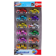 TOI-TOYS Turbo Racers Set