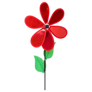 HQ INVENTO Windrad Ecoline Red Flower