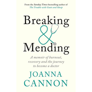 ISBN Breaking and Mending book Hardcover 160 pages