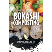 New Society Bokashi Composting book English Paperback 176 pages