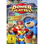 Power Players-Staffel 2
