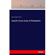 Gopsill's Street Guide of Philadelphia