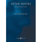 After Hours for Oboe and Piano: Book & CD