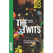 Playwrights Canada Press Roald Dahl's The Twits book Paperback 80 pages