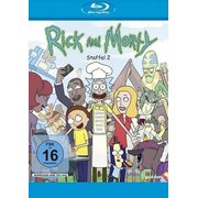 Rick and Morty-Staffel 2