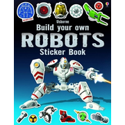 Tudhope, S: Build Your Own Robots Sticker Book
